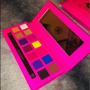 Alyssa Edwards Anastasia Beverly Hills palette